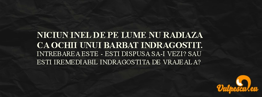 INDRAGOSTIRE
