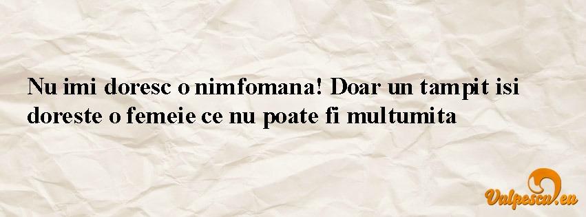 nimfomana