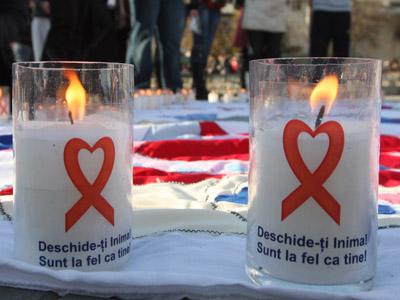ZIUA MONDIALA ANTI SIDA - IASI