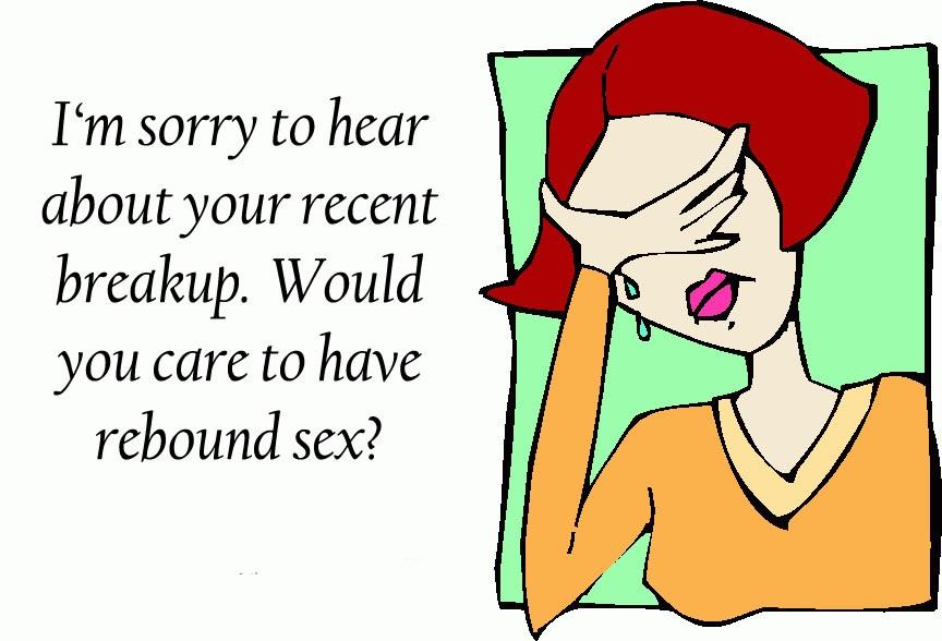 rebound sex