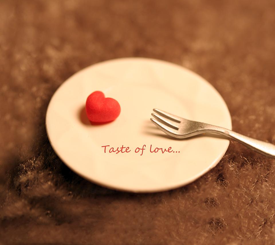 taste oflove
