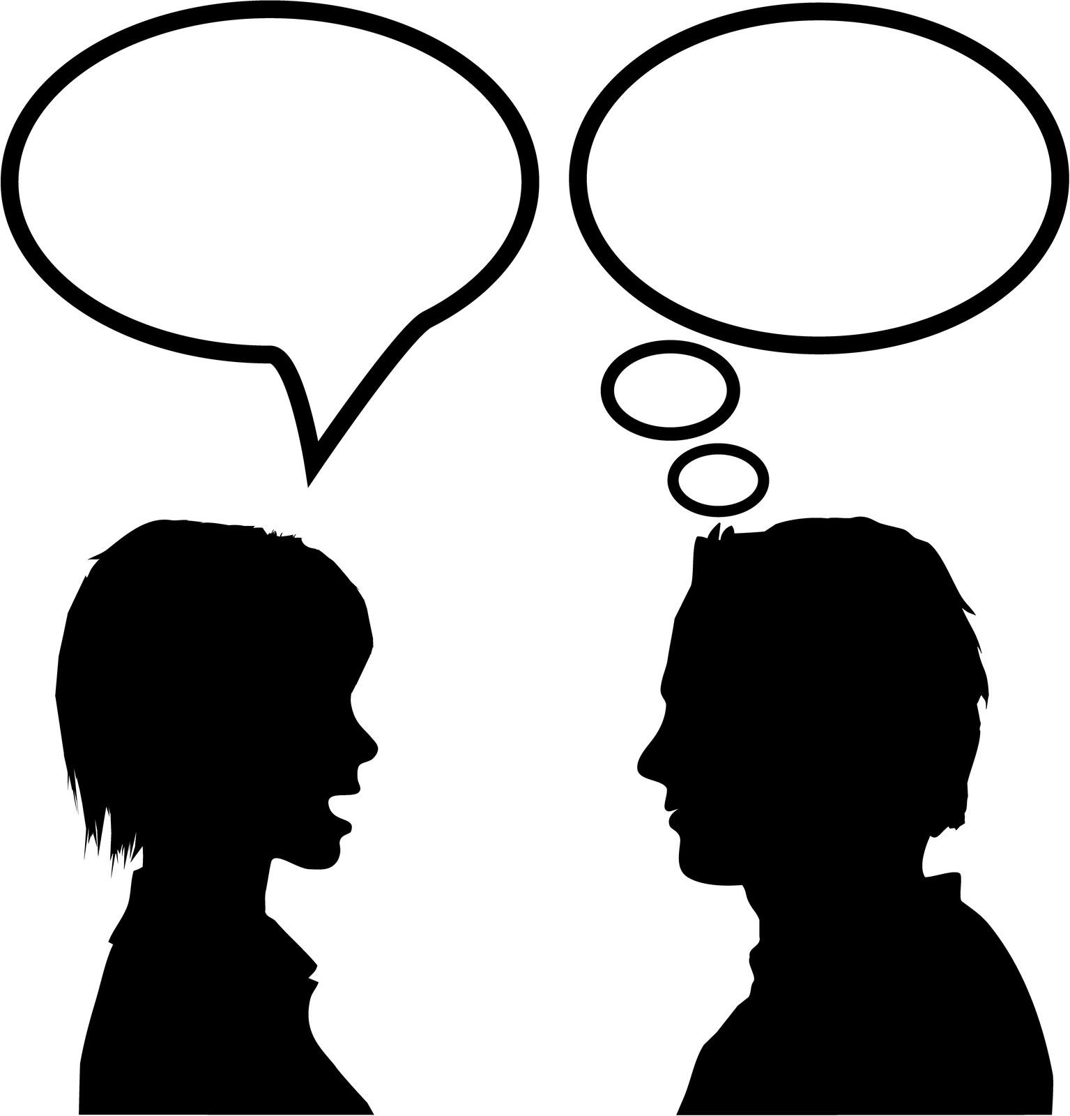 Couple-Communicating