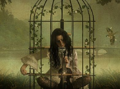 caged woman1
